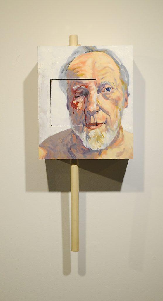 Interactive Art piece by Motchman