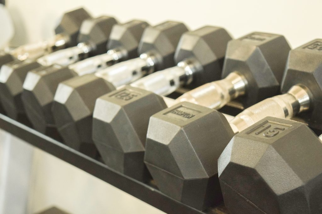 Image of Patriot Hall Free Weights