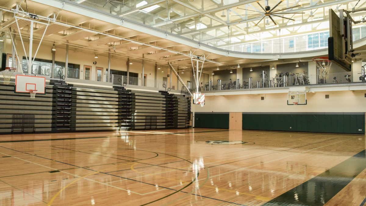Image of Patriot Hall Gym Floor