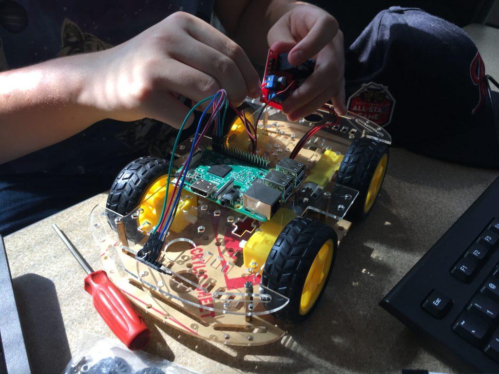 2018 Youth Summer Camp Robotics