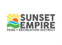 Sunset Empire Park and Rec logo