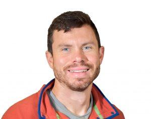 Portrait of ASG President - Steven Ellsberg