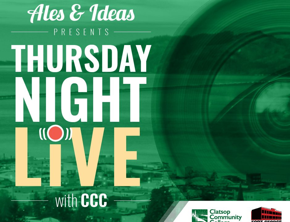 Ales and Ideas presents Thursday Night Live with CCC