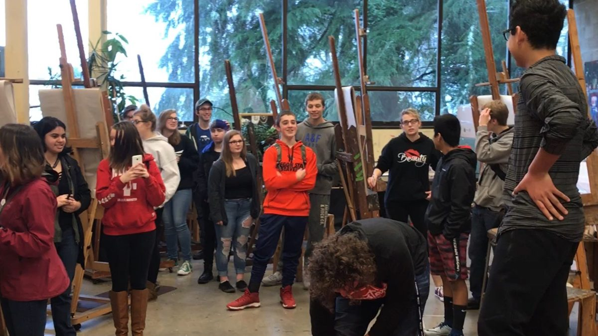 Talent Search Students Participate in Summer Program