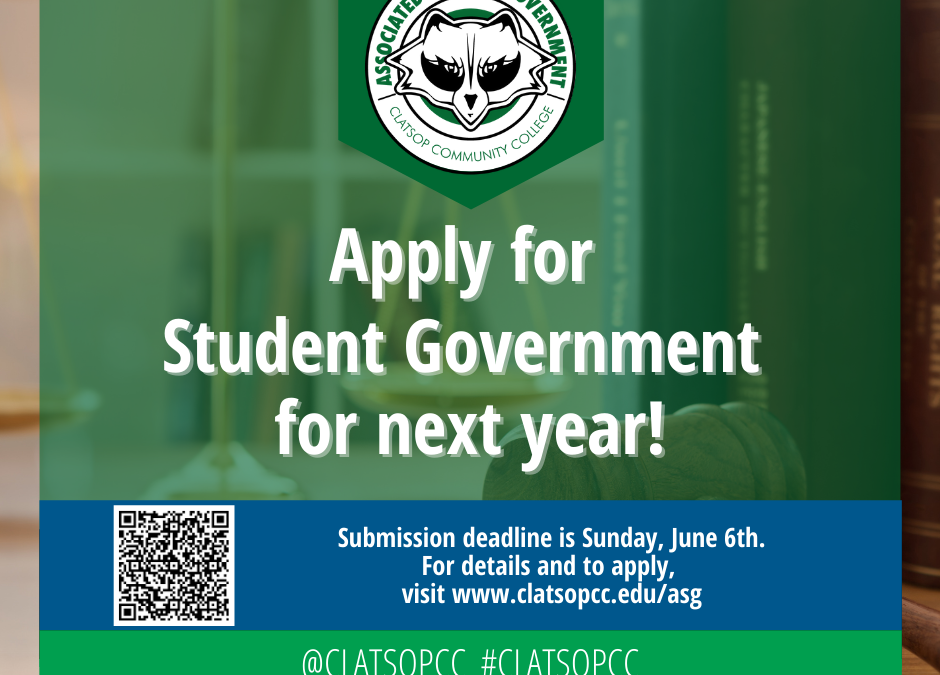 Associated Student Government seeks student leaders