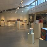 Royal Nebeker Art Gallery Art Show Featuring Painted Boxes